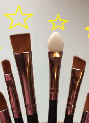 Набор кистей для макияжа3