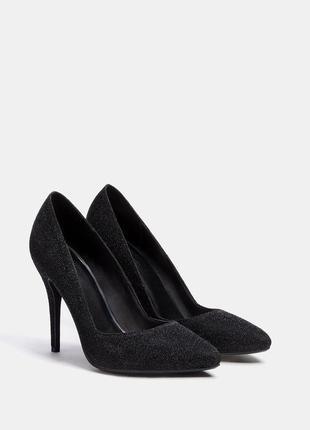 Новые туфли лодочки bershka (36-40)