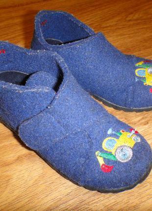 Тапки тапочки ботинки туфли кроссовки super fit р. 24 стелька 15,5