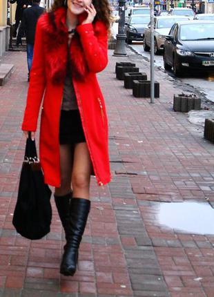 Зимове пальто samang