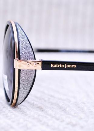 Фирменные круглые очки katrin jones