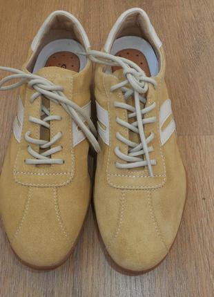 Женские кроссовки geox 36 размер