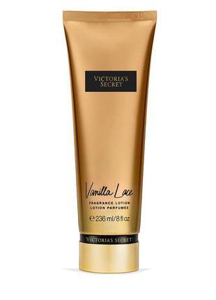 Парфюмированный лосьон victoria's secret vanilla lace fragrance lotion. new