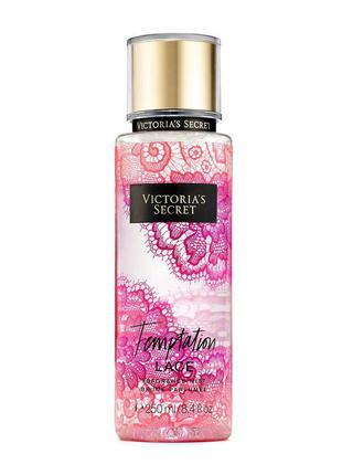 Парфюмированный спрей victoria's secret temptation lace!