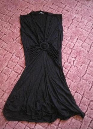 Трикотажное платье sinequanone