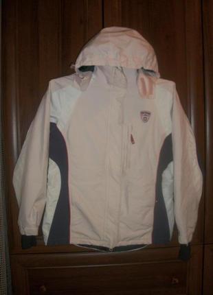 Классная лыжная куртка тсм polar dreams