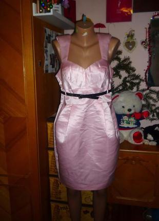 Новое платье под пояс f&f