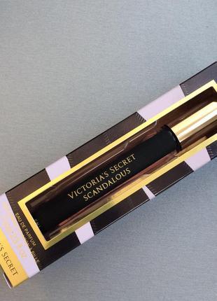 Роликовый парфюм scandalous от victoria's secret