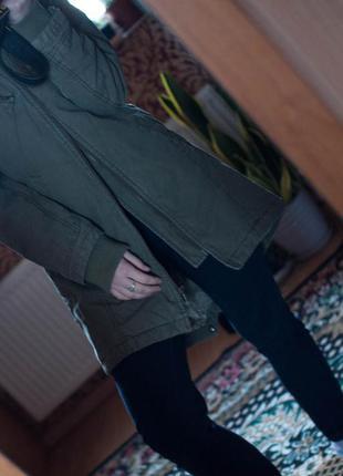 Пальто молодежное фирмы h&m