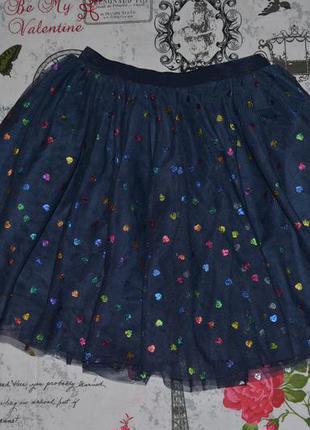 6c1fda0e84f Фатиновая юбка h m на 7-8 лет H M