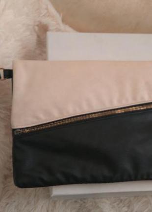 Atmosphere сумка конверт клатч барсетка мессенджер женский испания