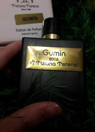 Tiziana terenzi gumin тестер (новый аромат)