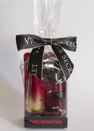 Подарочный набор victoria's secret/pure seduction