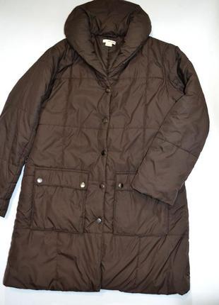 Куртка пальто на синтепоне dkny.