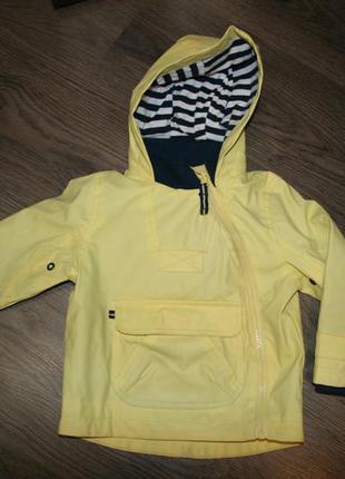 Дождевик (ветровка, куртка) рр1-1,5года(83см) m&s 90грн