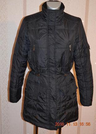 Крутая теплая зимняя курточка