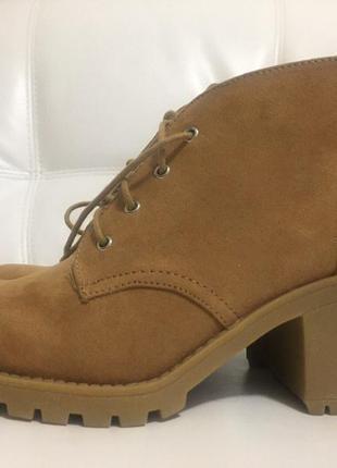 Модные ботиночки от h&m