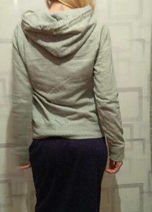 Свитшот свитер зима весна