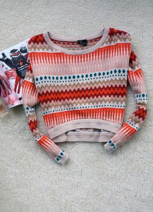 Топ-свитер от h&m