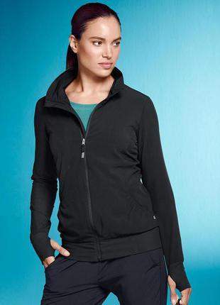 Легкая спортивная куртка tchibo, р. 44 евро