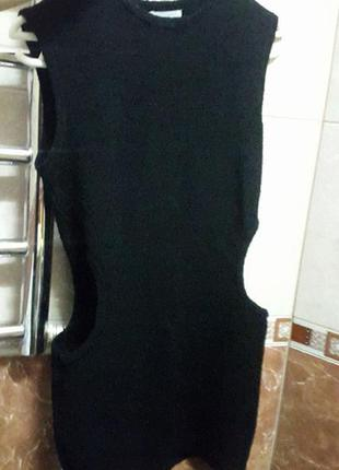 Платье с отверствиями от h&m