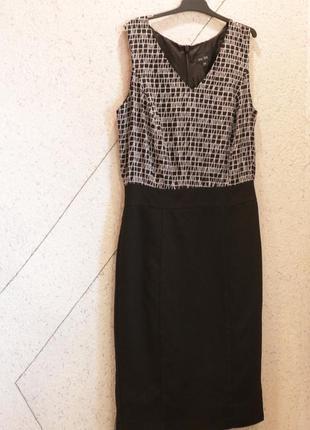 Акция 2=3!!! элегантное платье с молнией на спике