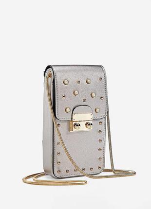 Крута маленька сумочка від stradivarius