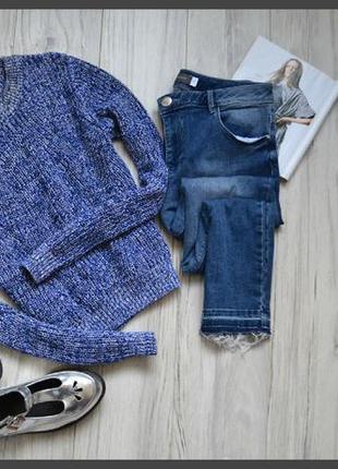 Прикольный свитерок на худышечку от h&m