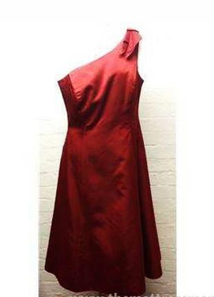 Роскошное платье от laura ashley вечернее