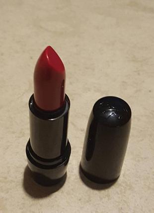 Lancome помада color design, цвет 181 red stiletto (cream), 4гр.