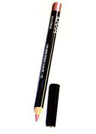 Карандаш для губ nyx slim lipliner pencil (citrine spl843)