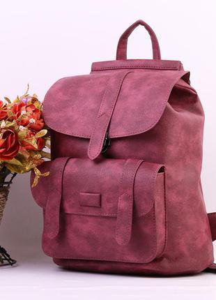 b86c18ef8c25 Рюкзак сумка трансформер женский городской для девушки кожзам эко кожа  стильный