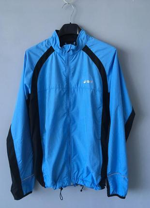 Легкая куртка, ветровка, спортивная кофта asics, оригинал