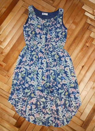 Воздушное платье ( размер xs- s) хорошее качество-доступные цены