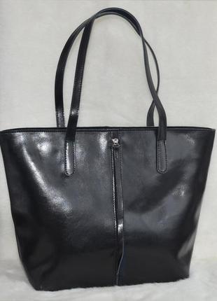 Элитная женская кожаная сумка.
