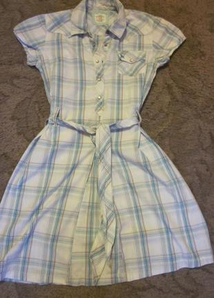 Фирменное платье  h&m размер xs. на стройную девушку