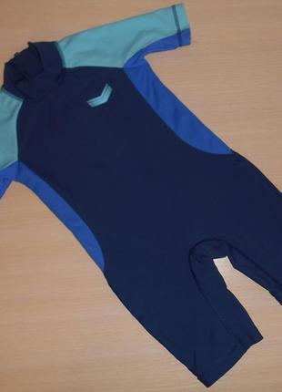 Новый купальный солнцезащитный костюм next 1,5-2 года, 86-92 см, оригинал