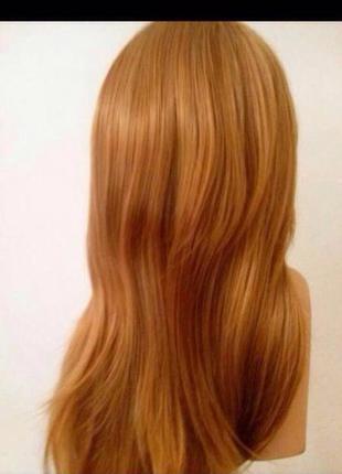 Рыжий парик