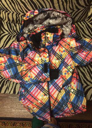 Куртка roxy quicksilver