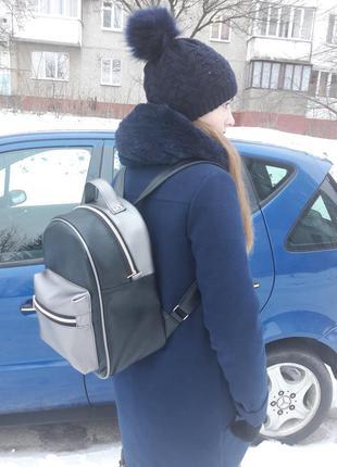 Большой вместительный женский рюкзак