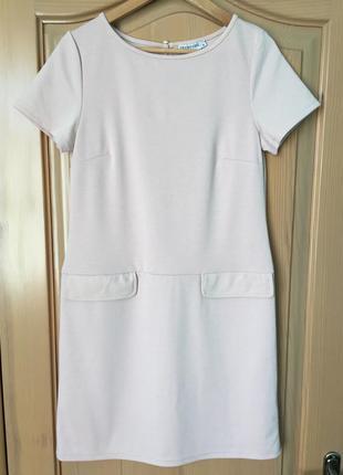 Пудрове плаття, шикарне, нове trend one,  розмір м