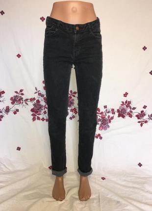 Zara стильные джинсы в новом состоянии / идеал / джинс деним