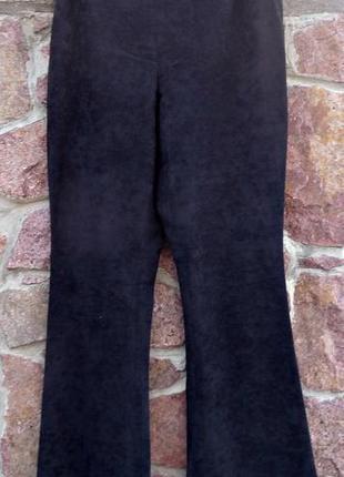 Стильные брюки с бахромой
