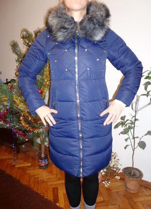 Срочно! новое женственное пальто на холлофайбере! очень теплое!торг!
