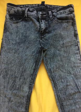 Варенки  джинсы  jennyfer 32 xs 25