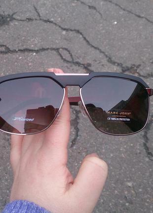 Фирменные очки тишейды marc john polarized Marc John, цена - 650 грн ... 6746676c214