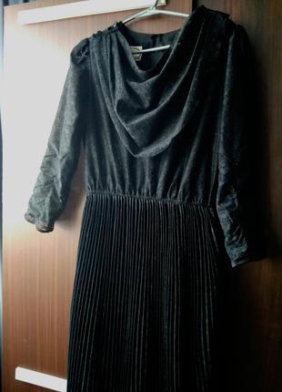 Винтажное/ретро/платье 80х