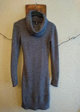 H&m платье свитер