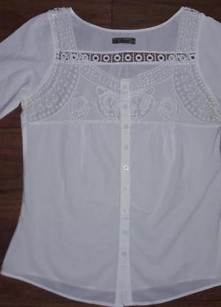 Блуза-100% хлопок!