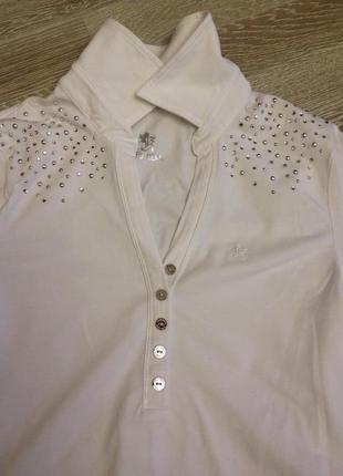 Блуза трикотажна